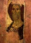 Rublev's Face of Christ